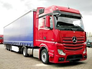 slika-vozač kamiona Nizozemska